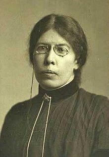Anna Hude - Danmarks første kvindelig arkivar