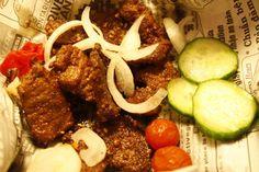 Suya Recipe (Grilled beef)