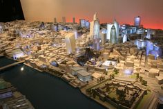 The City Marketing Suite / City Model Digital Projection, Projection Mapping, Interactive Media, City Model, Model Maker, Exhibition Display, Smart City, Future City, Urban Planning
