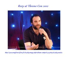 Throne Con I 2012
