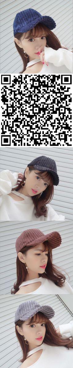 Corduroy Fashion Stripes Brand  Blank 5 Panel Caps Hip-hop Hat Bone  Snapback Baseball Cap For Women Flat Hat Casquette