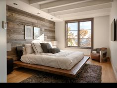 Great Barnwood Wall Bedroom Wall Designsrustic Bedroom Designmaster