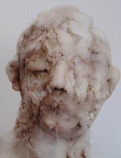Rosa Verloop's Delightfully Fleshy Sculptures Made From Nylon Stockings