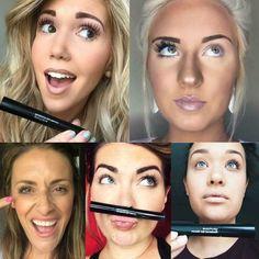 Natural Lashes, Younique, Mascara, Bobby Pins, Hair Accessories, Makeup, Beauty, Ideas, Make Up