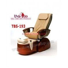Ghe Spa Pedicure TBS193 Ghế Spa Pedicure là sản phẩm ghế chuyên nghiệp đang được rất ưa chuộng bởi các Nail Salon trên toàn thế giới. Ghế là sự kết hợp hoàn hảo giữa ghế nail thông thường cùng với ghế massage.