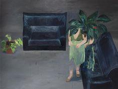 "20aliens: ""natureza morta oil on canvas by Eduardo Berliner """