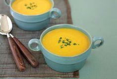 Buttersquash soup.