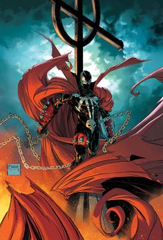 Spawn #286 variant covers