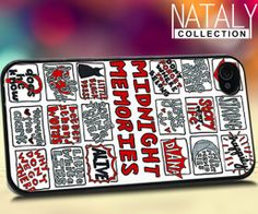 One Direction Midnight Memories  iPhone by NatalyCollections, $15.00