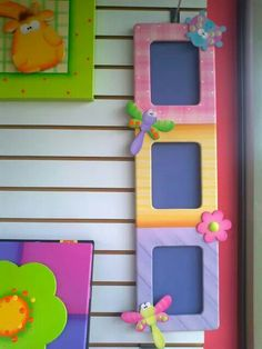 Do it yourself also known as DIY is the method of building modifying or repairing something without the aid of experts or professionals Foam Crafts, Diy And Crafts, Crafts For Kids, Arts And Crafts, Paper Crafts, Diy Y Manualidades, Hanging Pictures, Craft Tutorials, Picture Frames