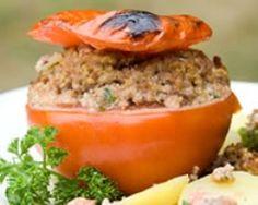 Tomates farcies (facile, rapide) - Une recette CuisineAZ