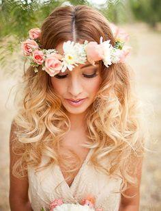 Mariage : 30 coiffures qui changent du chignon de mariée | Glamour