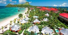 Sandals Grande St. Lucian - The Best of the Caribbean