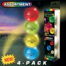 Golf Balls Ideas | Night Flyer Lighted Golf Balls 4 Pack -- Click image for more details.(It is Amazon affiliate link) #likes4likes