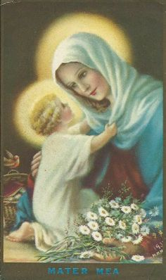 A beautiful pastel by Mother Margaret Mary Nealis, RSCJ, a Religious of the Sacred Heart of the Sault-au-Recollet Convent of the Sacred Heart (Montreal, Canada), painted in 1935.