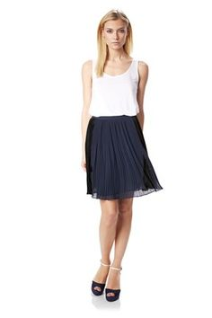 Summer Spell Block Mini Skirt - Skirts - French Connection