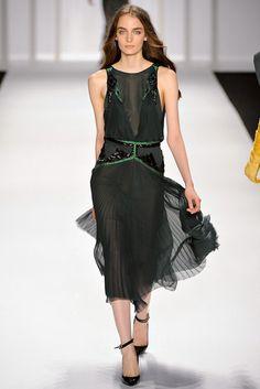 J. Mendel - Fall 2012 Ready-to-Wear - Look 38 of 44