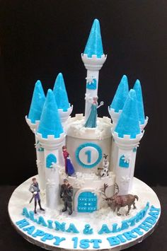 wilton frozen theme cakes | About our Cupcakes and Cakes