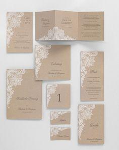 Papeterie, Hochzeitspapeterie, Karten, Einladung, Kirchenheft, Danksagung, Save-the-Date, Menü, Programmheft, Hochzeitszeremonie