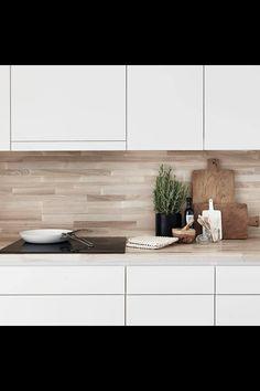 Kitchen tiles splashback woods 38 ideas for 2019 Kitchen Interior, Kitchen Inspirations, Scandinavian Kitchen, Stylish Apartment, Interior, Home, Scandinavian Home, Kitchen Splashback, Apartment Inspiration