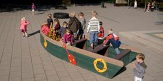 Speelplaatsmeubel: ideeën + ontwerp speelplaatsen & speeltoestellen