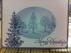 Stampin up, christmas, simple card Http://Evie.stampinup.net