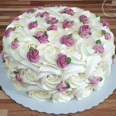 Slimming cake – the 5 tastiest recipes – vitamin scout – Desserts World Cake Decorating Techniques, Cake Decorating Tips, Cookie Decorating, Pretty Cakes, Beautiful Cakes, Amazing Cakes, Beautiful Desserts, Cookies Et Biscuits, Cake Cookies