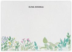 Kesanato (Stationery) - Marimekko for Paperless Post