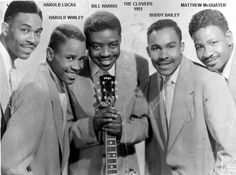 "The Clovers' biggest hit of their career was ""Love Potion #9"" in 1959."
