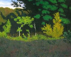 Lisière De Fôret (Edge Of The Wood), 1920, Félix Vallotton