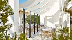 Caramel Boutique Resort by Grecotel, Crete, Greece: eight miles of beach, gorgeous new villas and suites, a local winery and a nearby organic farm that supply the resort's restaurant, a piano bar with views of the ocean