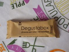 ¡Degustabox cumple 4 años! Caja Abril