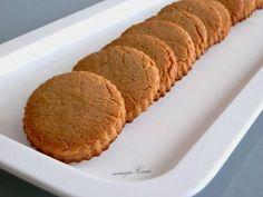 Galletas de turrón de Jijona #recetas #recipes #postres #dulces #meriendas #turrón #jijona #galletas www.hogardiez.com