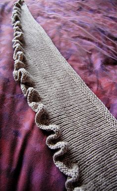 Ravelry: Just Enough Ruffles pattern by Laura Chau