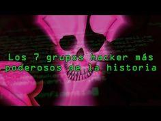 Los 7 grupos hackers más poderosos de la historia - YouTube