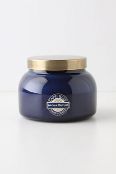 Capri Blue Jar Candle #anthropologie