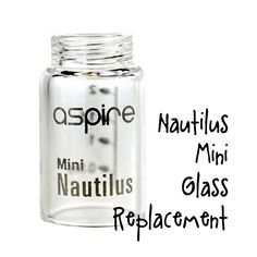 Nautilus Mini Glass Replacement