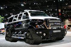 Zombie Apocalypse Vehicle -