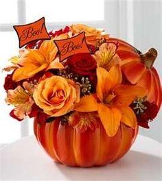 halloween floral arrangements | Found on au.images.search.yahoo.com