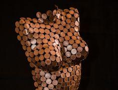 Buy Lifesize Torso, Sculpture by Shaun Gagg on Artfinder. I Cool, Welding Projects, All Art, Metal Art, Sculpture Art, Erotic, Original Artwork, Mosaic, Crafts
