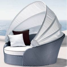 Eclipse Daybed - the perfect place for a friday afternoon nap