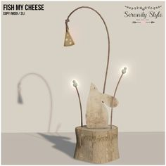 https://flic.kr/p/EuWXU3 | Serenity Style- Fish my cheese | Exclusive prize for  Holiday Hunt   From 18 to 25 Dec