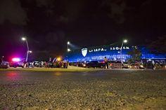 Estadio Chiapas-Jaguares