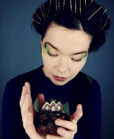"""intothedarkwoods: """" Björk photographed by the Snorri Brothers 1997 """""""