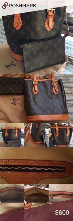 """Authentic Louis Vuitton 