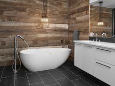 Alair Homes Canada: Custom Home Builders & Home Renovations Bathroom Design Inspiration, Bathroom Interior Design, Design Ideas, Custom Home Builders, Custom Homes, Pool House Interiors, Relaxing Bath, Wet Rooms, Dream Bathrooms