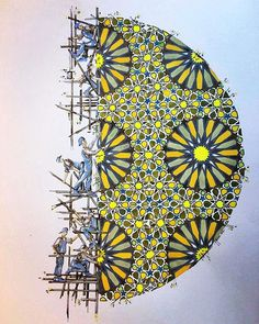 #abdelazizabbassi hashtag on Instagram • Photos and Videos Zentangle, Gabriel, Morocco, Ink, Photo And Video, Patterns, The Originals, Yellow, Gallery