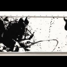 第65回記念奎星展 前衛書部特選受賞作品  #前衛書 #東京都美術館 #奎星展 #書道 #書 #記念展 #作品 #受賞作品 #特選 #書の前衛 #本田英之