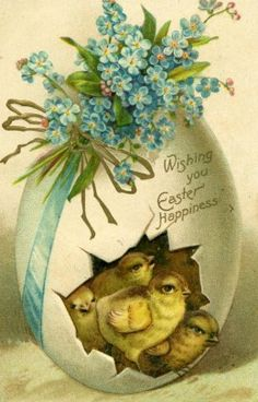 vintage easter clip art - Google Search