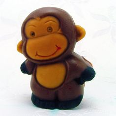 Monkey Soap Mold Flexible Silicone Mould For by happymoulds, $4.99